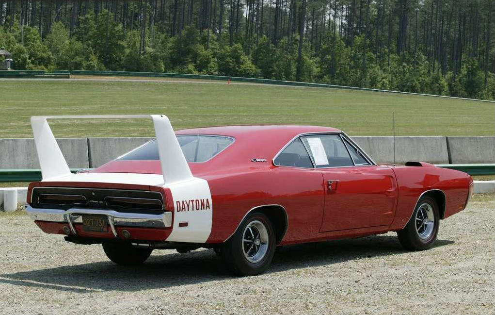 1969 Dodge Charger Daytona 5 Muscle Cars Zone
